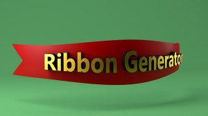 Ribbon Generator Cinema 4D Xpresso Setup